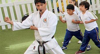 inicio karate-chico